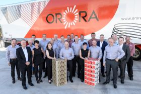 Orora and AHG open Bundaberg facility