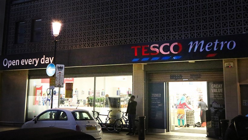 Tesco Cafe Opening Hours