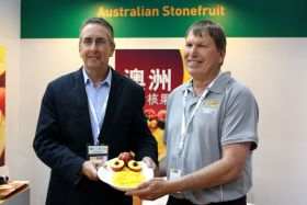 Australia celebrates nectarine access to China