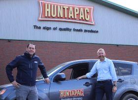 Huntapac scoops trio of industry standards