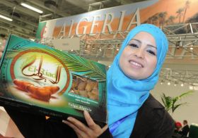Algerians promote at Moscow fair