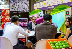 Countdown on to Asia Fruit Logistica