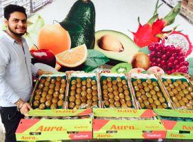 IG International sources Iranian kiwifruit