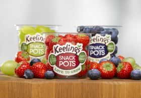 Keelings Fruit nominated for Irish Food Awards