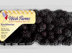 Wish Farms blackberries go year-round