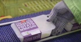 Tesco links Branston and Samworths to use wonky potatoes