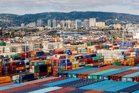 Visits to Port of Oakland drop