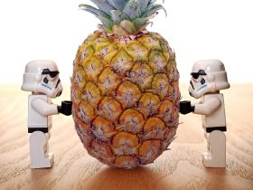 Dole to sell Star Wars fresh produce