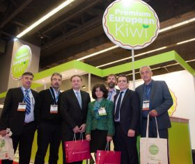 Greek kiwifruit on show in Dubai