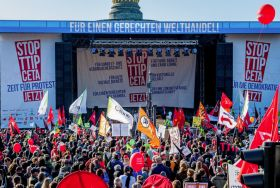 Wallonia holds back Ceta deal