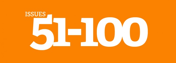 Eurofruit 500: issues 1-50