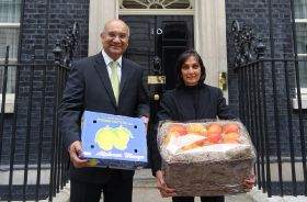 Mangoes set to feature in UK-India trade deal
