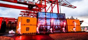 Liverpool container terminal to boost transatlantic trade