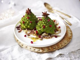 Waitrose launches cauliflower Christmas tree
