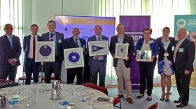 Industry awarded for charitable work