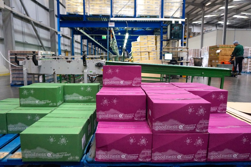 Besana and Noberasco form dried fruit alliance
