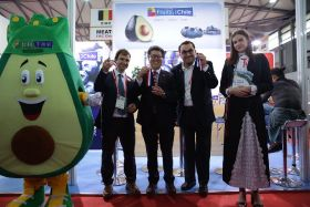 Asoex courts China's horeca sector