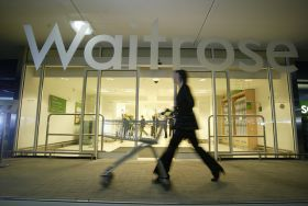 Challenging year for Waitrose