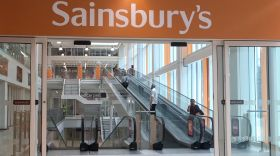 """Sainsbury's performance is improving"""
