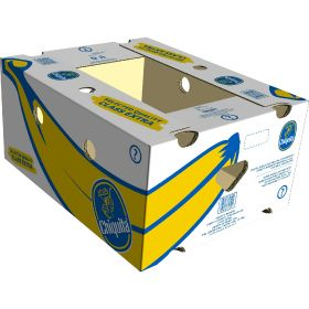 Chiquita to adopt new banana boxes
