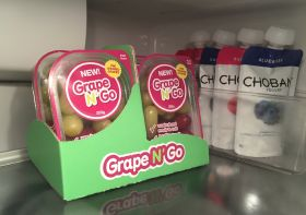 Australians ready to Grape N' Go