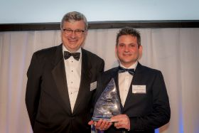 BelExport wins UK-Benelux trade award
