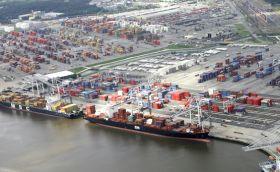 Agro celebrates Port of Savannah milestone