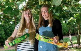 Zespri awards academic scholarships