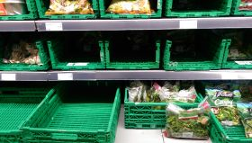 Veg shortages hit retailers and consumers