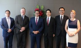 NT signs MoU with Japan