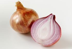 Pretty pink onions raise £25k for Cancer Research