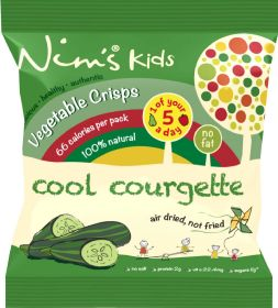 Kids fruit and veg crisps set for 2017 launch