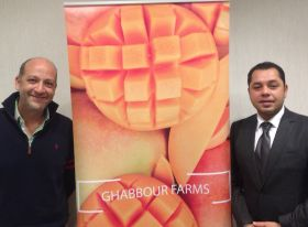 Ghabbour targets UK for mangoes