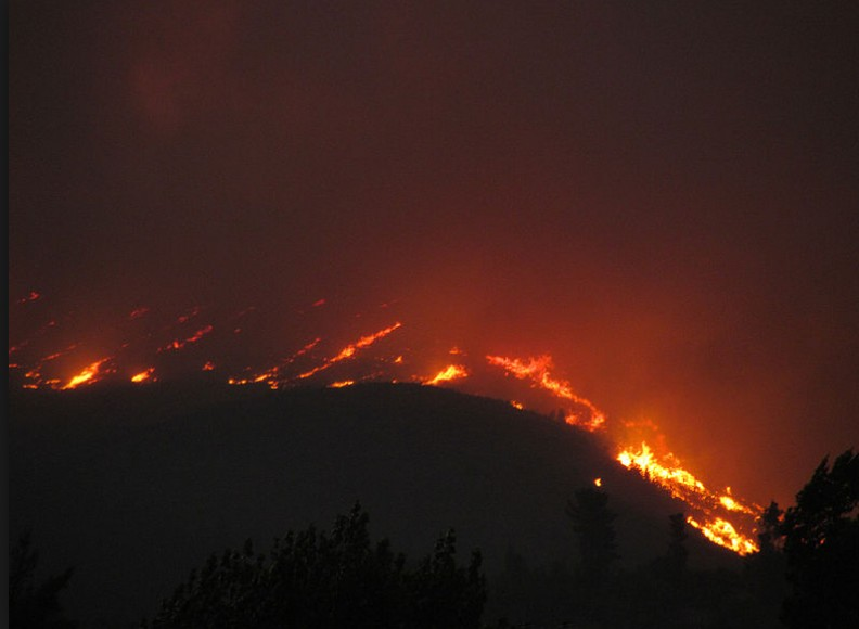 6 dead in Chile´s worst wildfires in history