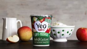 Tesco links apple grower with yoghurt brand