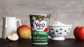 Tesco links apple grower with yoghurt brand