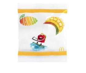 McDonald's France offers mango