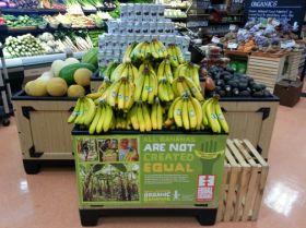 Equal Exchange promotes fairtrade bananas
