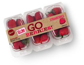 Dole launches Go Berries!