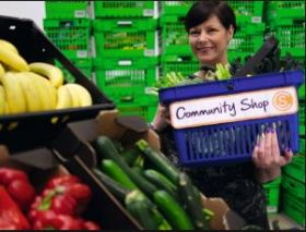 Funding boost for social supermarket