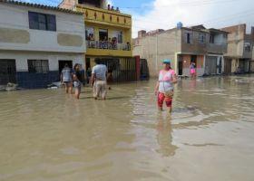 Rains hit Peruvian produce exports