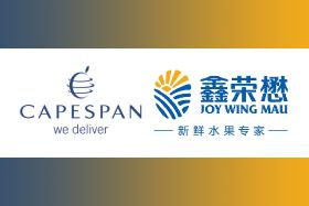Capespan in Joy Wing Mau JV