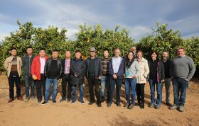 Chinese buyer delegation visits Spain