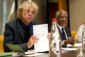 Bob Geldof buys stake in Blue Skies
