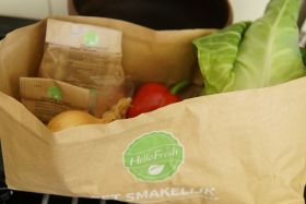 HelloFresh secures first retail listing