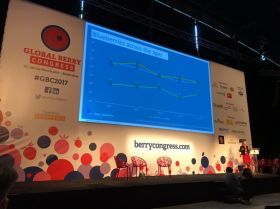 GBC2017 lays down berry health challenge
