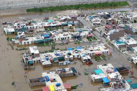 Peru floods cause US$645m in agri losses