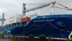 Seatrade White ready to set sail