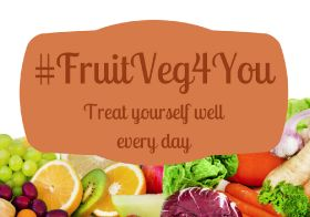 #FruitVeg4You to boost consumption