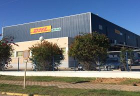DHL opens new DC in Seville